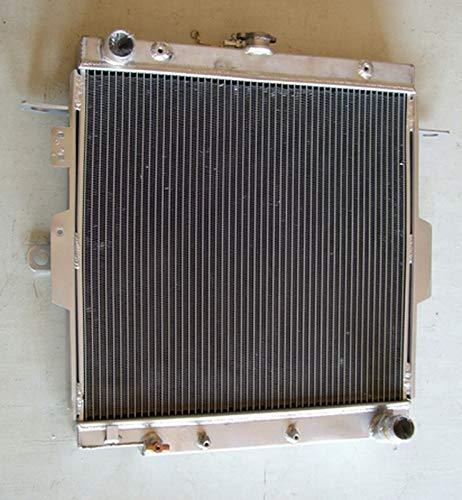 MONROE RACING U0496 Aluminum Radiator for TOYOTA Land Cruiser HZJ70//HZJ73//HZJ77 1HZ 4.2L Diesel