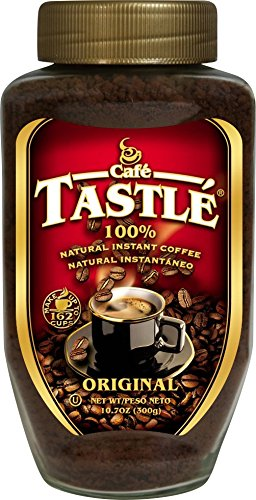 Cafe Tastle Original Instant Coffee, 10.7 Ounce