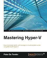 Mastering Hyper-V Front Cover