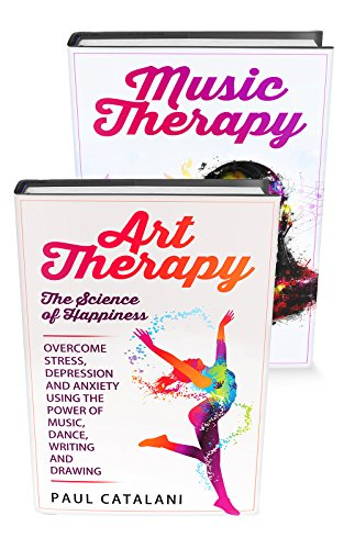 Art Therapy and Music Therapy Bundle: (Expressive Arts, Movement Therapy, Art Therapy Trauma, Therapy Books)