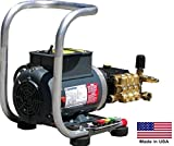 1500 PSI Pressure Washer - Pressure Washer Electric Direct Drive 3 Gpm 1500 Psi 3 Hp 230V 1 Ph Gp Hc