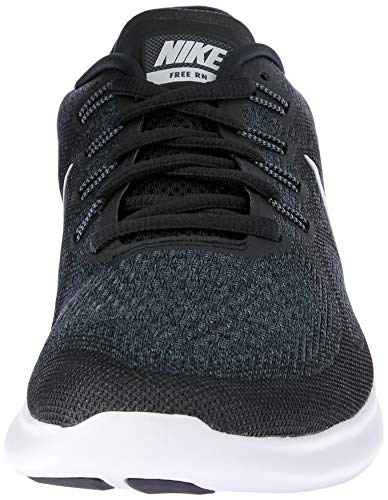blanc Noirnoir Foncé gris Femme 2017Chaussures De Running Rn Wmns Nike anthracite Free n0yNOvwm8