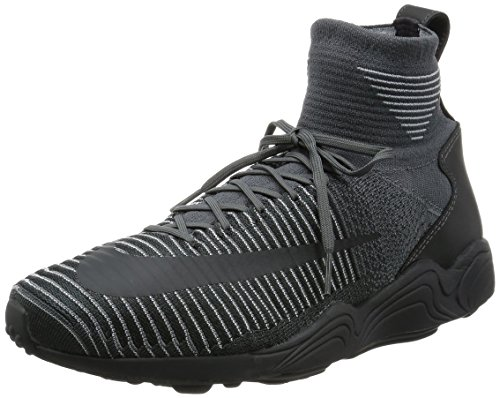 new arrival 9a888 f122e Galleon - Nike Mens Zoom Mercurial XI FK Dark Grey Anthracite Fabric Size 11