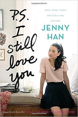 P.S. I Still Love You by Jenny Han Free PDF Read eBook Online
