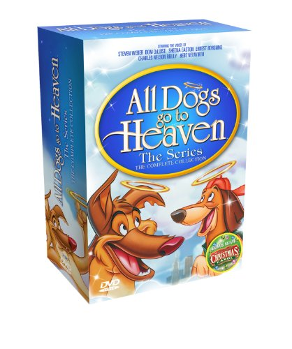 All Dogs Go To Heaven: The Complete Series with Bonus Movie: An All Dogs Christmas Tale (All Dogs Go To Heaven Tv Show)