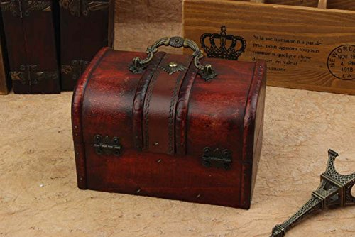 antique metal trunks amazoncom coolrunner 2pcs antique vintage wooden box stamp