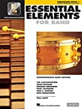 img - for Essential Elements for Band - Book 1 with EEi: Percussion/Keyboard Percussion (Percussion Book 1) book / textbook / text book