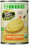 Health Valley Organic Cream of Chicken Soup, 12/14.5 oz is great served alone, or as a base ingredient for one of your favorite recipes.  Our Cream of Chicken is prepared with the finest organic ingredients, including cream with no added horm...