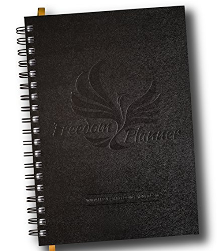 World's Most Powerful Personal Organization Planner - This Daily Calendar Notebook is the Blueprint Millionaires use to Make More Money, Be More Productive & Have More Free Time! Hardcover (This Month In History)