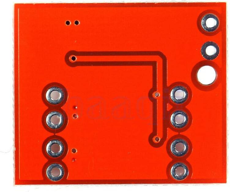 5X 1.5A 2-Way DC Motor Driver Module PWM Speed Dual H-Bridge Stepper L298N FA