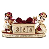 Disney Victorian Minnie and Mickey Mouse Holiday Countdown Calendar - Disney Theme Parks Exclusive & Limited Availability