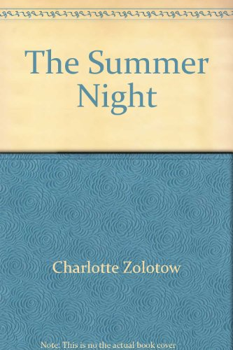 0060269162 - Charlotte Zolotow: The Night When Mother Was Away - Buch