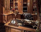 Decodyne Mantel Clock - Large Antique Design