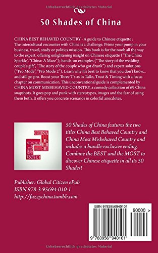 Amazon.com: 50 Shades of China: A bundle of Cultureshocking ...