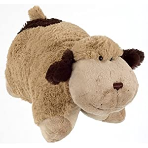 "My Pillow Pets Dog 18"" - 51Ql58BCu9L - Pillow Pets Signature Stuffed Animal Plush Toy 18″, Snuggly Puppy"