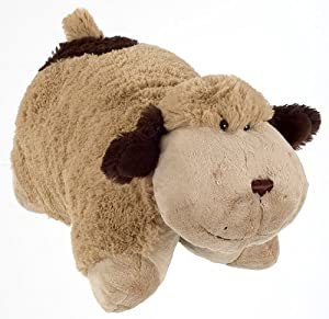 Stuffed Animal Dog Pillow : Amazon.com: Signature Snuggly Puppy Pillow Pet - 18