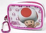 Mario Super Mario Bros Pouch - Toad