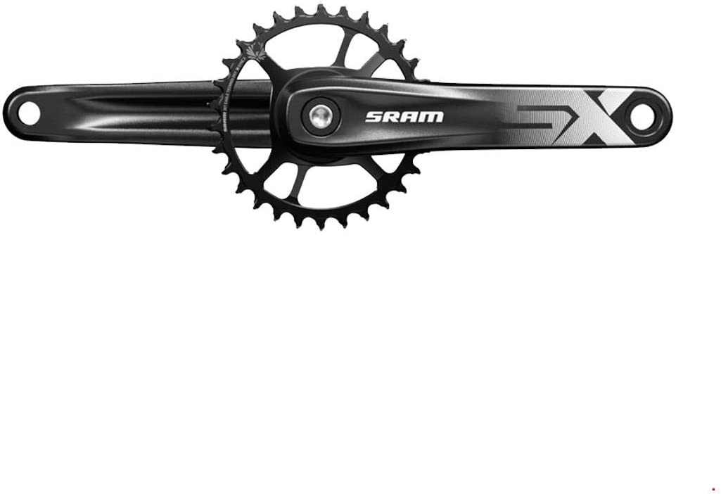 SRAM SX Eagle Crankset 175mm 12-Speed 32t Direct Mount Power Spline Spindle