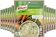 Knorr Soup Mix for A Quick Delicious Soup Or Flavour Boost Cream of Vegetable No Artificial Colours Or Flavour