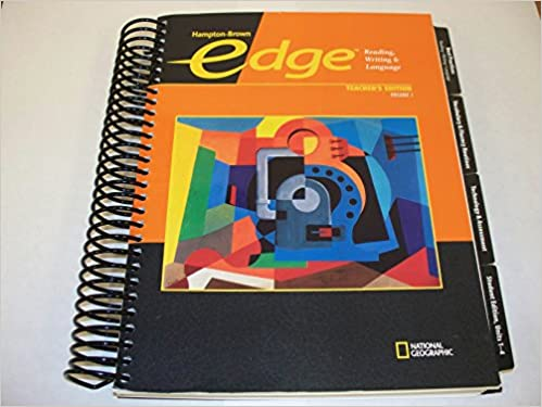 Edge Reading Writing Language Level A Vol 1 Teacher S