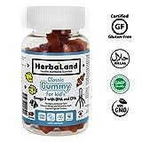 Herbaland - Omega 3 with DHA & EPA Gummy Vitamin