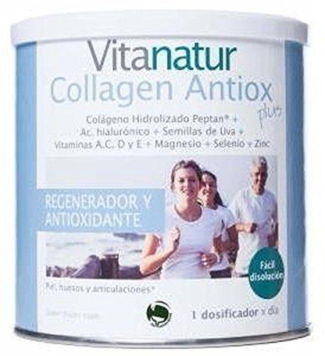 Vitanatur Collagen Antiox 360 gr. de Diafarm Roha: Amazon.es: Salud y cuidado personal
