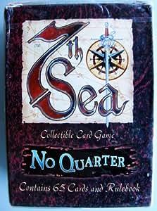7th Sea CCG No Quarter The Armada Castille Starter Deck [Toy] [Toy]