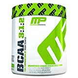 Muscle Pharm BCAA 3:1:2 Powder, Blue Raspberry, 0.5 Pound
