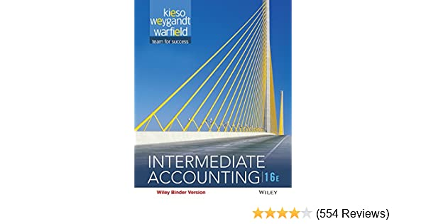 Amazon intermediate accounting 16th edition ebook donald e amazon intermediate accounting 16th edition ebook donald e kieso jerry j weygandt terry d warfield kindle store fandeluxe Image collections