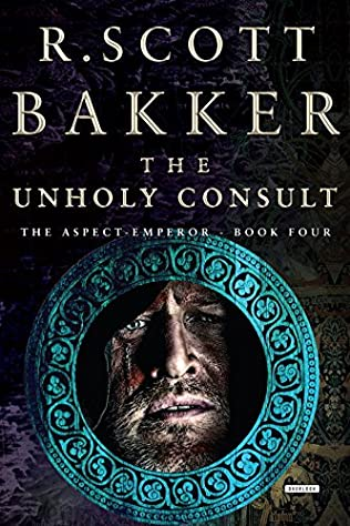 book cover of The Unholy Consult