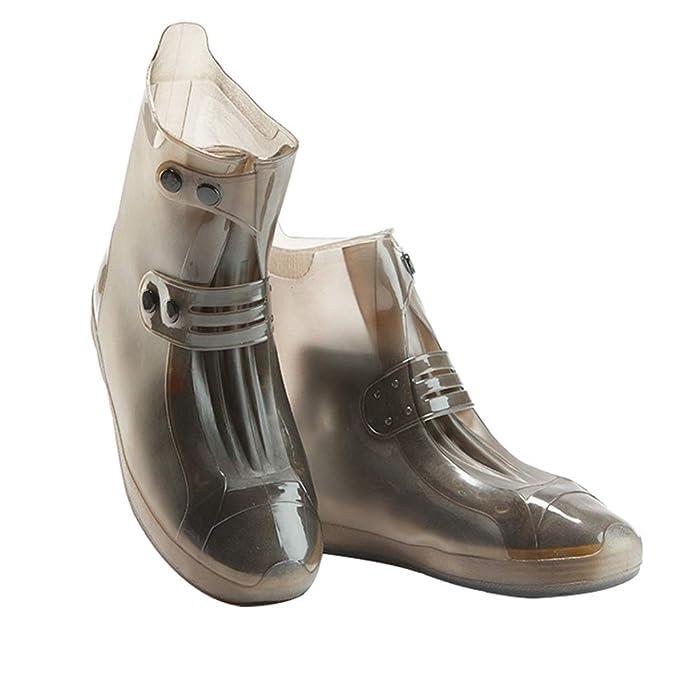 LuYi-Ww Cubiertas impermeables de los zapatos para los botines al aire libre, cinco colores opcionales: Amazon.es: Ropa y accesorios