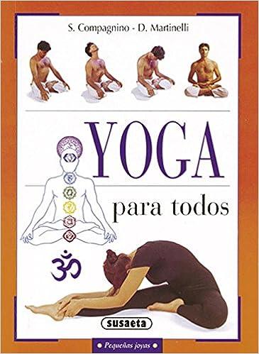 Libros y descarga gratuita Yoga para todos (Pequeñas Joyas) RTF ... c5e15a7784af