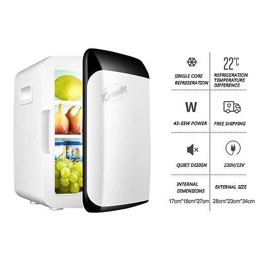 Refrigerador para Autos De 10 litros, Mini Congelador De ...