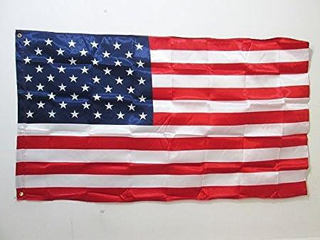 AZ FLAG Bandera de los Estados Unidos 150x90cm en Raso - Bandera ...