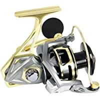 AnglerDream Bumblebee Fishing Reels 10BB 5.2:1 Ratio...