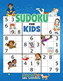 #1: Sudoku for Kids: 100+ Sudoku Puzzles From Beginner to Advanced (Woo! Jr. Kids Activities Books)