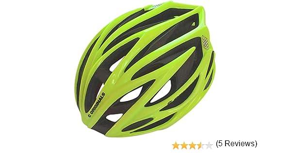 C Originals Sv888 Carbon Fiber Casco Bicicleta (Hi Vis Yellow ...
