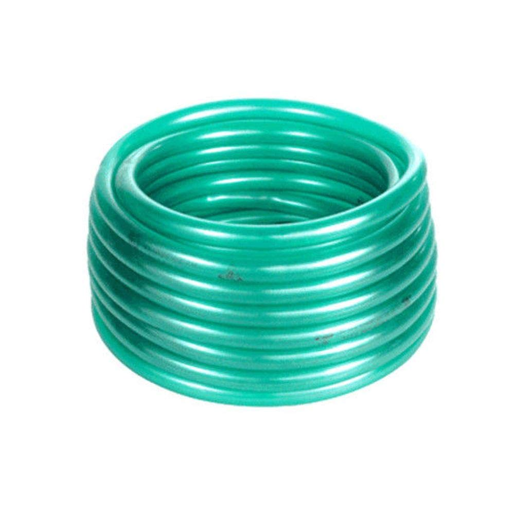 12.5mm (1 2 inch) 30m 12.5mm (1 2 inch) 30m Pet's House FLEXIBLE GREEN CLEAR PLASTIC POND WATER HOSE PIPE TUBE FISH AQUARIUMS AIR TUBING