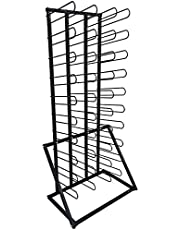 Vinyl Roll Floor Storage Rack