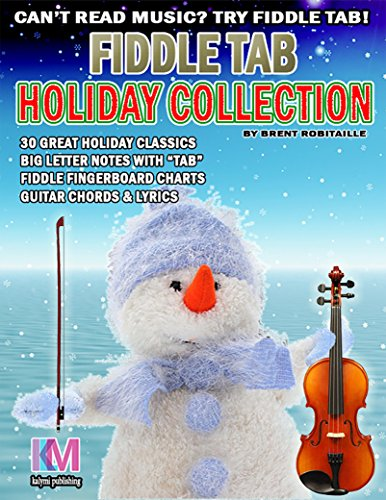 Collection: 30 Holiday Classics for Easy Violin ()