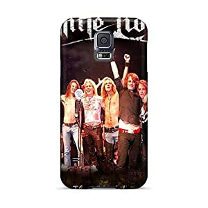 Great Hard Phone Case For Samsung Galaxy S5 With Customized Colorful Bon Jovi Pictures ChristopherWalsh