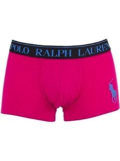 Ralph Lauren Maillot de Bain - Short de Bain Blanc  Amazon.fr ... ae6d472a05a5