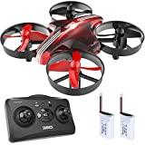 Mini Beginner Drone for Kids with Upgrade Replaceable Engines, SANROCK GD65A Altitude Hold