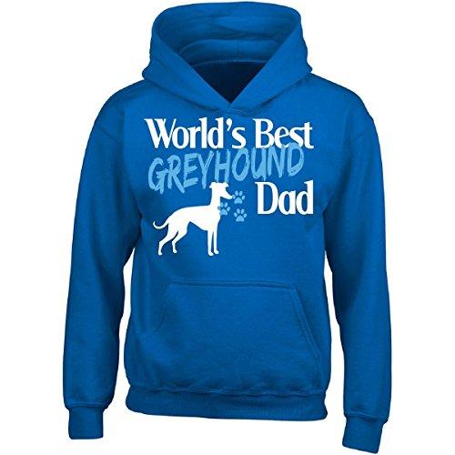 Greyhound Dogs Mens Hoodie - 3