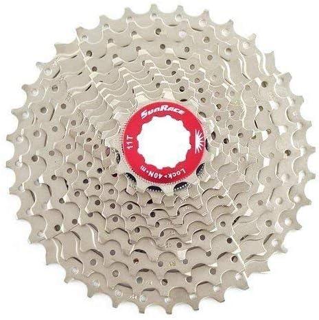 Sunrace CSRX1 - Cassette para Bicicleta de Carretera (11 ...
