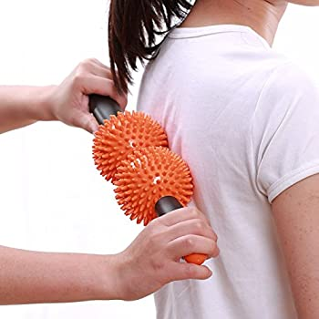 Amazon.com: MOBO MAX Handheld Massage Stick Roller | Trigger ...
