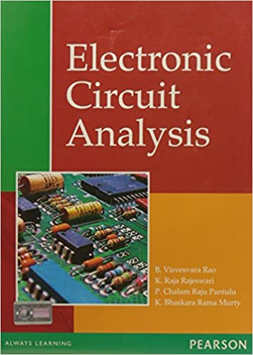 Buy Electronic Circuit Analysis, 1e Book Online at Low Prices in ...