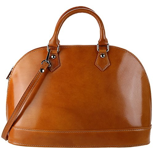 Olivia Venise Top Womens Hand-bag - Brown 1063