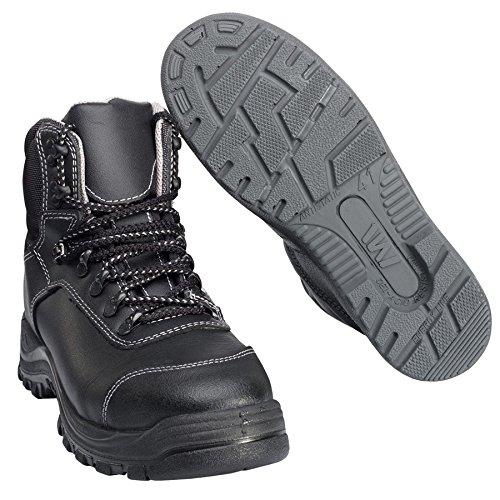 Mascot F0009-902-09-1147 Lagginhorn Chaussure de sécurité W11/47 Noir