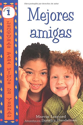 Mejores Amigas: Nivel 1 (Real Kids Readers) (Spanish Edition)